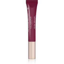 Clarins Lip Make-Up Instant Light блиск для губ зі зволожуючим ефектом відтінок 08 Plum Shimmer  12 мл