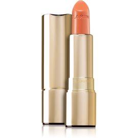 Clarins Lip Make-Up Joli Rouge Brillant vlažilna šminka z visokim sijajem odtenek 28 Pink Praline 3,5 g
