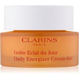 Clarins Daily Energizer crema gel hidratanta protectoare pentru zi pentru ten mixt si gras  30 ml