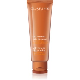 Clarins Sun Self-Tanners Self Tanning Milky Lotion 125 ml