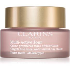 Clarins Multi-Active antyoksydacyjny krem na dzień przeciw pierwszym oznakom starzenia skóry  50 ml