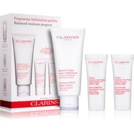 Clarins Balanced Moisture Program kozmetická sada I.