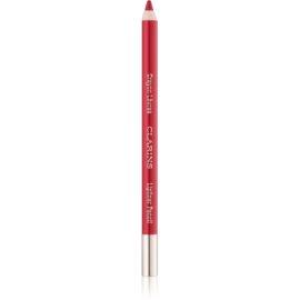 Clarins Lip Make-Up Crayon Lèvres Konturstift für die Lippen Farbton 06 Red 1,2 g