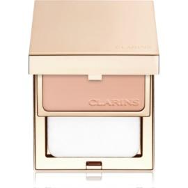 Clarins Face Make-Up Everlasting Compact Foundation стійкий компактний тональний крем SPF 9 відтінок 112 Amber 10 гр