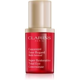 Clarins Super Restorative ujędrniające serum pod oczy przeciw zmarszczkom, opuchnięciom i cieniom pod oczami  15 ml