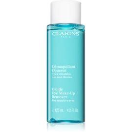 Clarins Cleansers odličovač očného make-upu pre všetky typy pleti vrátane citlivej  125 ml