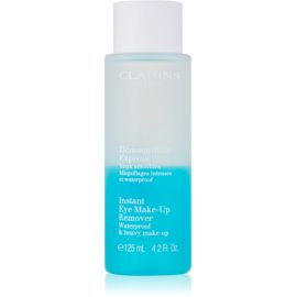 Clarins Cleansers Instant Eye Make-Up Remover Waterproof & Heavy Make Up 125 ml