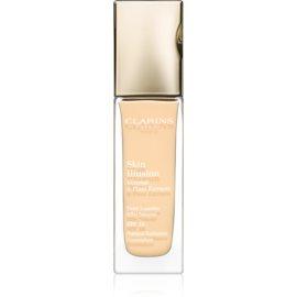 Clarins Face Make-Up Skin Illusion maquillaje con efecto iluminador para un aspecto natural SPF 10 tono 108 Sand  30 ml