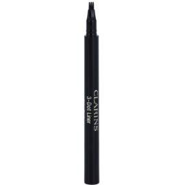 Clarins Eye Make-Up 3-Dot Liner szemhéjtus árnyalat Black  0,7 ml