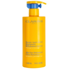 Clarins Sun Soothers Hydraterende Balsem  voor Langer behoud van Bruine Tint  400 ml