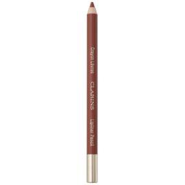 Clarins Lip Make-Up Crayon konturovací tužka na rty odstín 02 Nude Beige 1,3 g