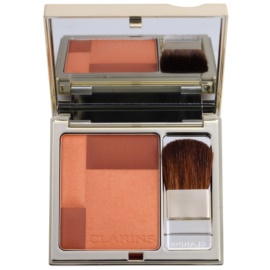Clarins Face Make-Up Blush Prodige colorete iluminador tono 04 Sunset Coral  7,5 g