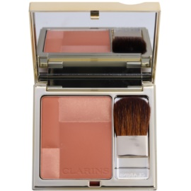 Clarins Face Make-Up Blush Prodige освежаващ руж цвят 05 Rose Wood  7,5 гр.