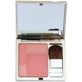 Clarins Face Make-Up Blush Prodige освежаващ руж цвят 08 Sweet Rose  7,5 гр.