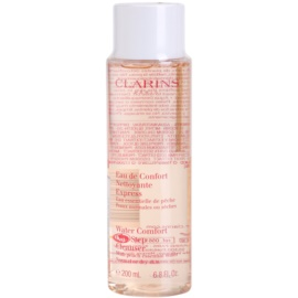 Clarins Cleansers тонік для зняття макіяжу для нормальної та сухої шкіри  200 мл