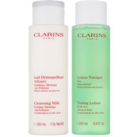Clarins Cleansers косметичний набір VII.