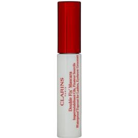 Clarins Eye Make-Up Double Fix' Wasserfester Fix Mascara für Wimpern und Augenbrauen  7 ml