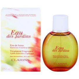 Clarins Eau Des Jardins osvěžující voda pro ženy 50 ml plnitelný