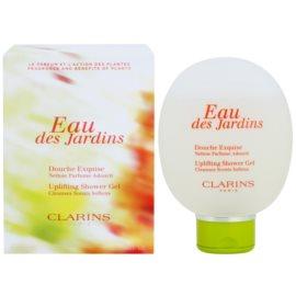 Clarins Eau Des Jardins sprchový gel pro ženy 150 ml