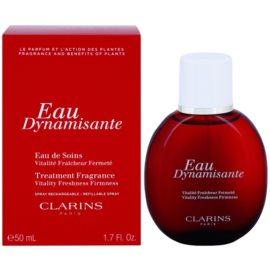 Clarins Eau Dynamisante Eau Fraiche unisex 50 ml recargable