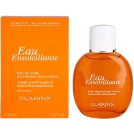 Clarins Eau Ensoleillante освіжаюча вода для жінок 100 мл