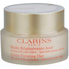Clarins Extra-Firming denní liftingový krém proti vráskám pro suchou pleť  50 ml