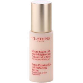 Clarins Extra-Firming szemkörnyék-fiatalító ápolás a duzzanatokra és a sötét karikákra  15 ml