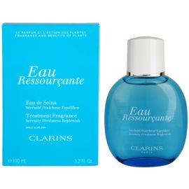 Clarins Eau Ressourcante освежаваща вода за жени 100 мл.