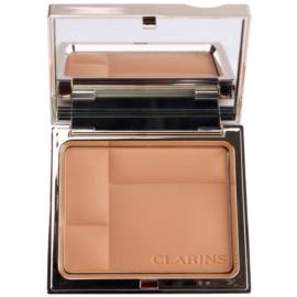 Clarins Face Make-Up Ever Matte polvos compactos minerales  de acabado mate tono 03 Transparent Warm  10 g