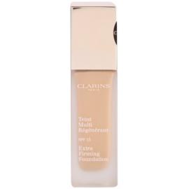 Clarins Face Make-Up Extra-Firming krémový make-up proti stárnutí pleti SPF 15 odstín 108 Sand  30 ml
