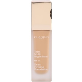 Clarins Face Make-Up Extra-Firming Crèmige Foundation tegen Huidveroudering  SPF 15 Tint  110 Honey  30 ml