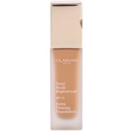 Clarins Face Make-Up Extra-Firming krémový make-up proti stárnutí pleti SPF 15 odstín 113 Chestnut  30 ml