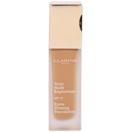 Clarins Face Make-Up Extra-Firming Crèmige Foundation tegen Huidveroudering  SPF 15 Tint  114 Cappuccino  30 ml