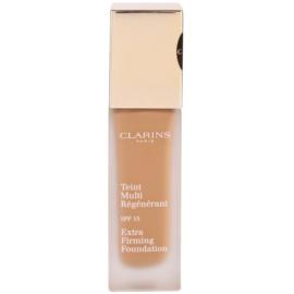 Clarins Face Make-Up Extra-Firming кремовий тональний крем проти старіння шкіри SPF 15 відтінок 114 Cappuccino  30 мл