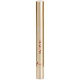 Clarins Face Make-Up Instant Light élénkítő korrektor ecsettel árnyalat 02 Medium Beige  2 ml