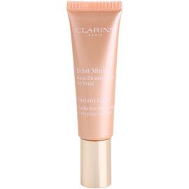 Clarins Face Make-Up Instant Light rozświetlająca baza pod podkład odcień 03 Peach  30 ml