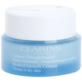 Clarins HydraQuench crema hidratante para pieles normales y secas  50 ml