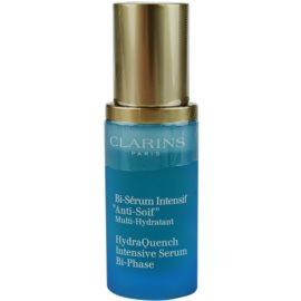 Clarins HydraQuench intensives feuchtigkeitsspendendes Serum für alle Hauttypen  30 ml