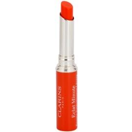 Clarins Lip Make-Up Instant Light bálsamo hidratante para lábios tom 04 Orange  1,8 g