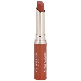Clarins Lip Make-Up Instant Light hidratáló ajakbalzsam árnyalat 06 Rosewood  1,8 g