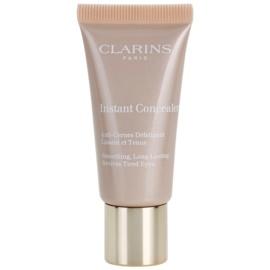 Clarins Face Make-Up Instant Concealer dlouhotrvající korektor s vyhlazujícím efektem odstín 03  15 ml