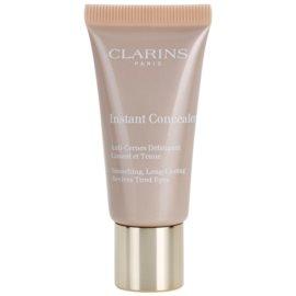 Clarins Face Make-Up Instant Concealer corretor duradouro com efeito alisador tom 03  15 ml