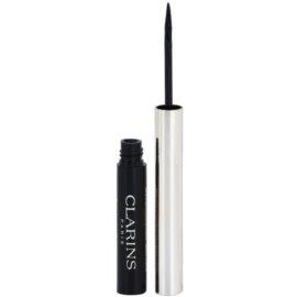 Clarins Eye Make-Up Instant Liner hosszan tartó folyékony szemceruza árnyalat 01 Black  1,8 ml