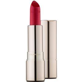 Clarins Lip Make-Up Joli Rouge Brilliant hydratační rtěnka s vysokým leskem odstín 13 Cherrry 3,5 g