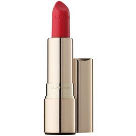 Clarins Lip Make-Up Joli Rouge Brilliant hydratační rtěnka s vysokým leskem odstín 26 Hibiscus 3,5 g