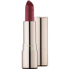 Clarins Lip Make-Up Joli Rouge Brilliant hydratační rtěnka s vysokým leskem odstín 30 Soft Berry 3,5 g