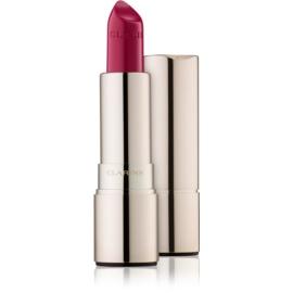 Clarins Lip Make-Up Joli Rouge Brilliant hidratáló rúzs magasfényű árnyalat 33 Soft Plum 3,5 g