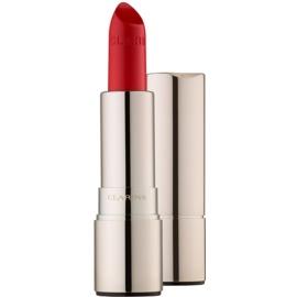 Clarins Lip Make-Up Joli Rouge dlouhotrvající rtěnka s hydratačním účinkem odstín 741 Red Orange 3,5 g