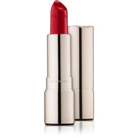Clarins Lip Make-Up Joli Rouge hosszan tartó rúzs hidratáló hatással árnyalat 742 Joli Rouge 3,5 g