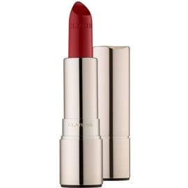 Clarins Lip Make-Up Joli Rouge dlouhotrvající rtěnka s hydratačním účinkem odstín 743  Cheerry Red 3,5 g